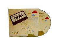 CD und DVD Verpackungen aus Karton