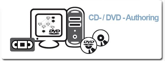CD/DVD Authoring